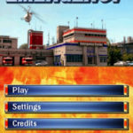 Emergency Disaster NDS Rom