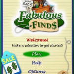Fabulous Finds NDS Rom