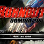 Burnout Dominator PS2 ISO