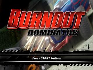 Burnout Dominator (Europe) (v1.01) ROM Free Download for ...
