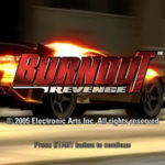 Burnout Revenge PS2 ISO