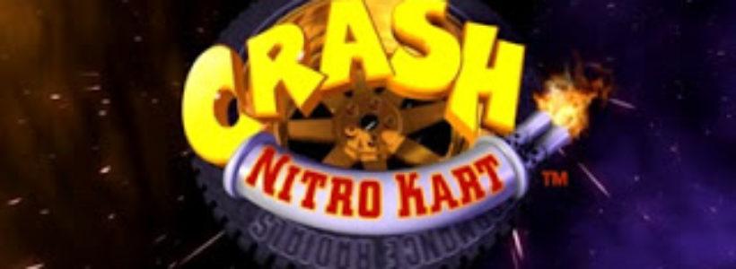 Crash Nitro Kart PS2 ISO