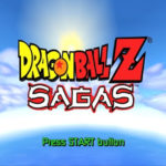 Dragon Ball Z Sagas PS2 ISO