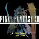 Final Fantasy XII PS2 ISO