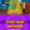 Garfield in Garfields Nightmare NDS Rom
