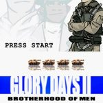 Glory Days II Brotherhood of Men NDS Rom