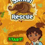 Go Diego Go Safari Rescue NDS Rom