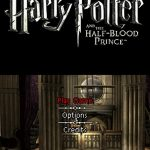Harry Potter and The Half Blood Prince NDS Rom
