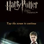 Harry Potter and The Order of Phoenix NDS Rom