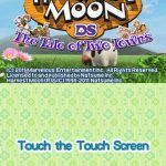 Harvest Moon The Tale of Two Towns NDS Rom