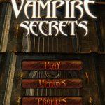 Hidden Mysteries Vampire Secret NDS Rom