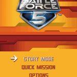 Hot Wheels Battle Force 5 NDS Rom