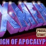 X Men Reign of Apocalypse GBA Rom