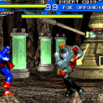 Avengers in Galactic Storm (Mame)