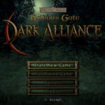 Baldurs Gate Dark Alliance PS2 ISO