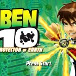Ben 10 Protector of Earth PS2 ISO