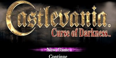 Castlevania Curse of Darkness PS2 ISO