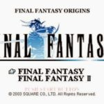 Final Fantasy Origins (PSX)