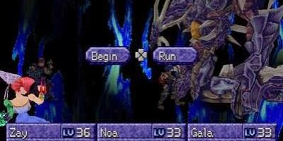 Legend of Legaia (PSX)