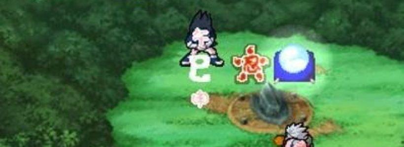 Game Naruto PS1 untuk PC (PSX)