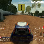 Colin Mcrae Rally 3 PS2 ISO
