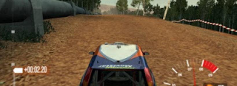 Colin Mcrae Rally 3 PS2 ISO