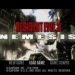 Resident Evil 3 Nemesis (PSX)