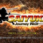 Saiyuki Journey West (PSX)