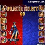 SNK Vs Capcom (Neogeo)