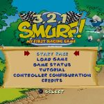 3 2 1 Smurf My First Racing Game PS1 ISO