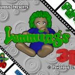 3D Lemmings PS1 ISO