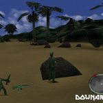 Army Men Operation Meltdown PS1 ISO