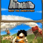 Humans Meet The Ancestors NDS Rom