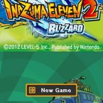 Inazuma Eleven 2 Blizzard NDS Rom