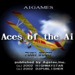 Aces of The Air PS1 ISO