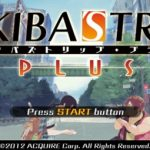 Akibas Trip Plus PSP ISO
