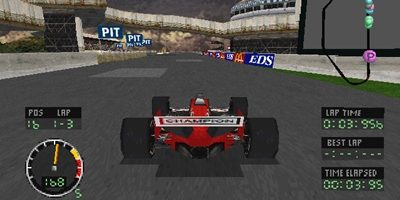 Andretti Racing PS1 ISO