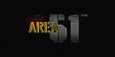 Area 51 PS1 ISO
