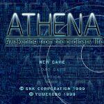 Athena Awakening from The Ordinary Life PS1 ISO