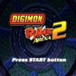 Digimon Rumble Arena 2 PS2 ISO