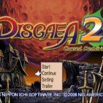 Disgaea 2 PS2 ISO