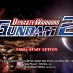 Dynasty Warriors Gundam 2 PS2 ISO