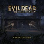 Evil Dead Regeneration PS2 ISO