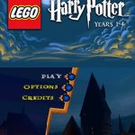 Lego Harry Potter Years 1-4 NDS Rom