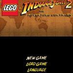 Lego Indiana Jones 2 The Adventure Continues NDS Rom