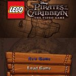 Lego Pirates of The Carribean NDS Rom