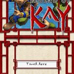 Legend of Kay NDS Rom