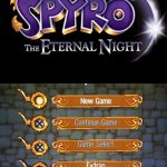 Legend of Spyro The Eternal Night NDS Rom