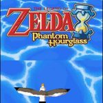 Legend of Zelda Phantom Hourglass NDS Rom