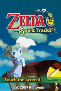 Spirit tracks nds rom